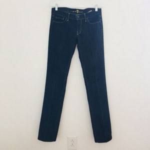 Seven for all mankind Straight Jeans Sz 27